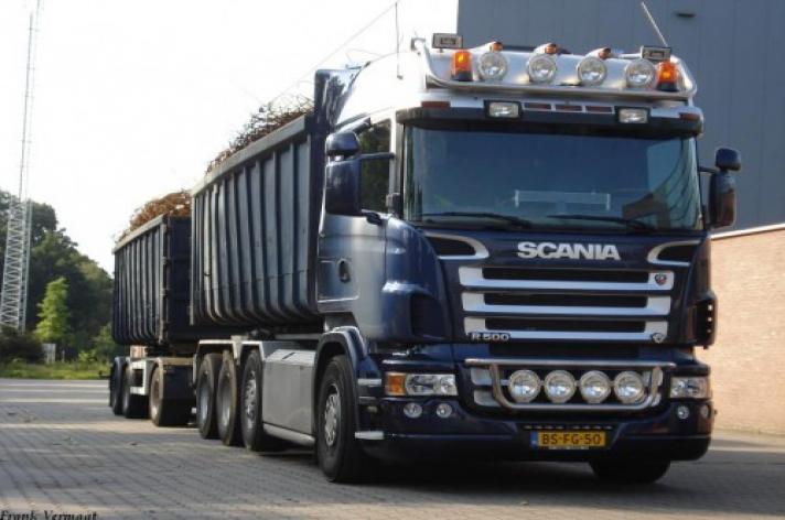2x Scania R730 trekkers in bestelling voor Oostdam
