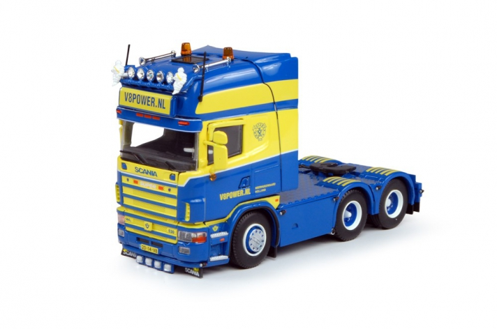 Tekno Scania 144 530 V8 V8power