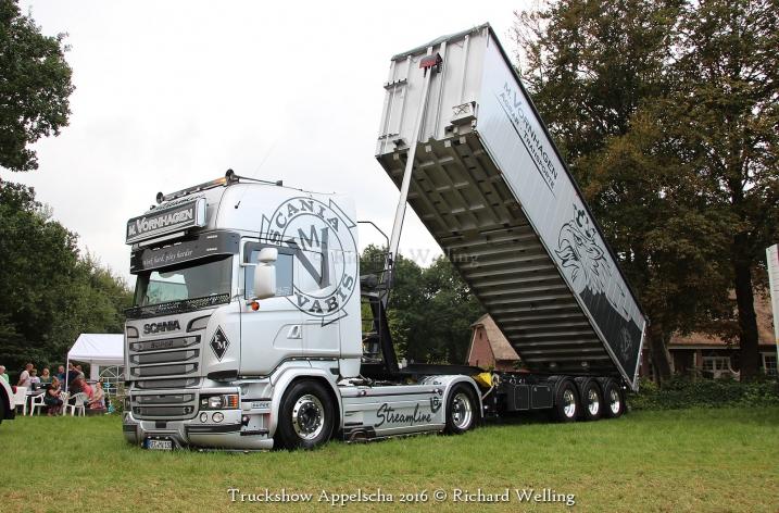Foto's Truckshow Appelscha