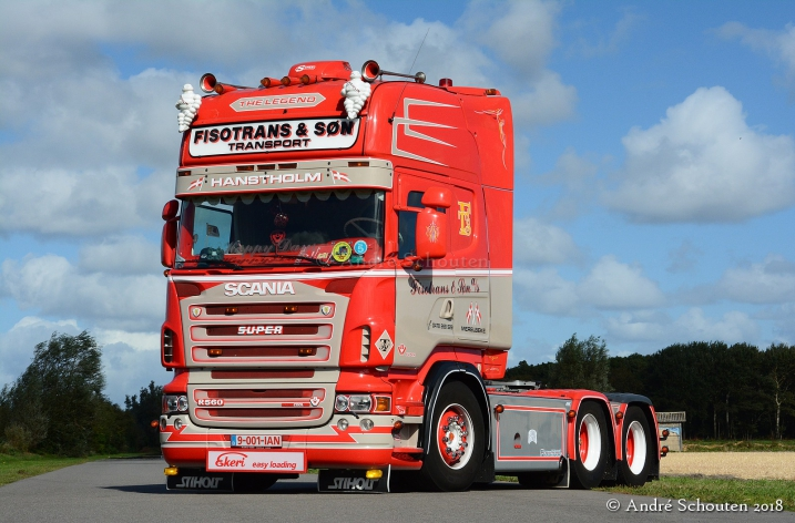 Fisotrans & Son Scania R560