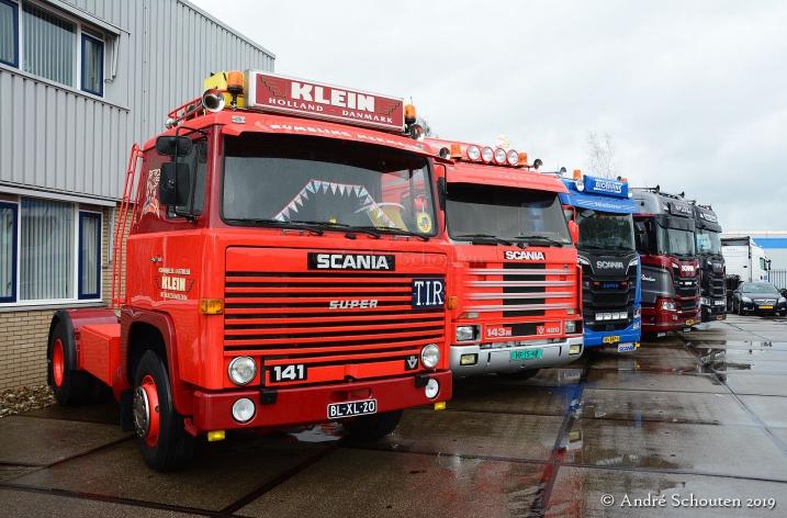 Foto's: Open dag Scania Groningen