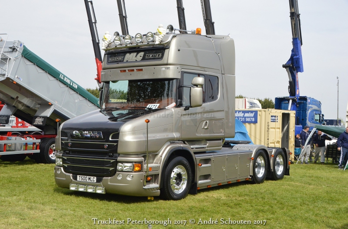 Foto's Truckshow Peterborough (EN)
