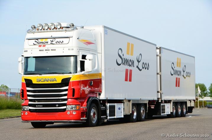 Tweedehands Scania R730 voor Simon Loos