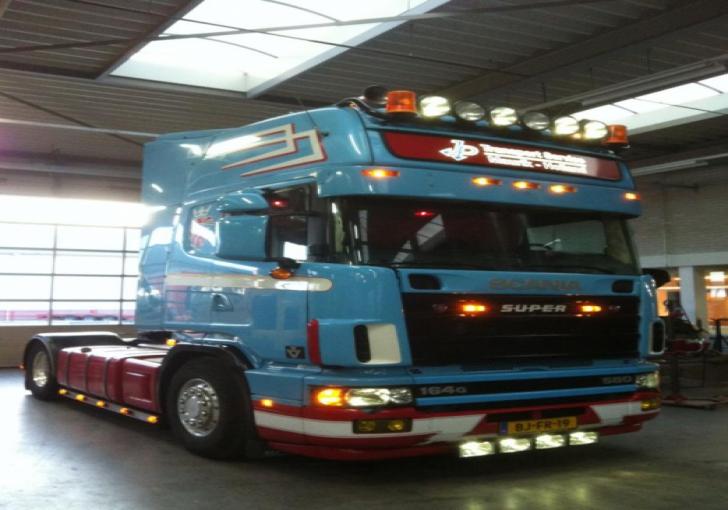 Foto: Truckspuiterij Bronk