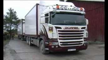 Scania R500 R580