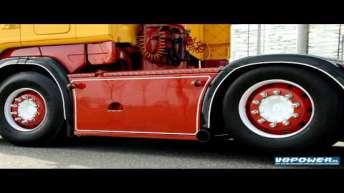 M. Vreugdenhil - Scania V8 R500