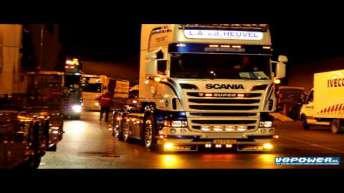 Eindejaarsfestijn 2013 - Scania V8