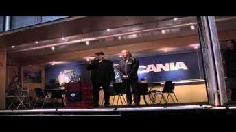 Mooiste Scania van 2011 prijsuitreiking