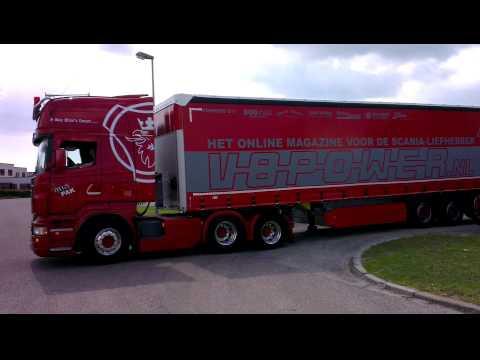 V8 Scania Duopak