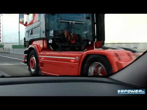 Top Transport - Scania R500 Special