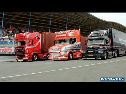 Weeda Klundert - Winnaar Mooiste Truckverkiezing 2013 Truckstar Festival