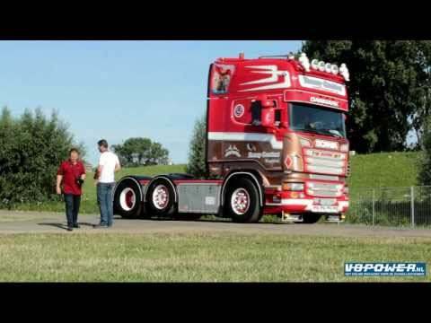 Ceusters New Scania R500 V8 - Nog Harder Lopik