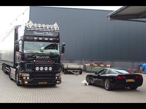 Bernard Bollen - Scania V8