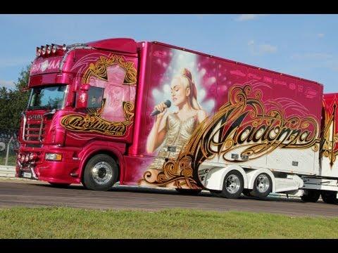 Scania R560 Madonna-Truck