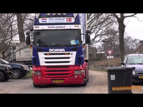 Best of Scania v8 Sound film Mix !! - Scania v8 Loud Pipes Save Lives